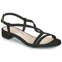 Topánky Ženy Sandále Betty London MATISSO Čierna