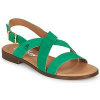 Topánky Ženy Sandále Betty London MATOSSI Zelená