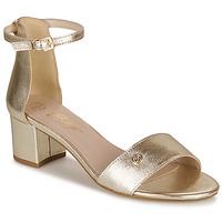 Topánky Ženy Sandále Betty London INNAMATA Zlatá