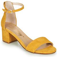 Topánky Ženy Sandále Betty London INNAMATA Žltá