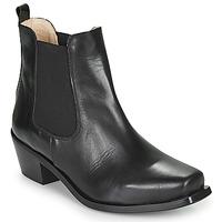 Topánky Ženy Čižmičky Betty London MERKATO Čierna