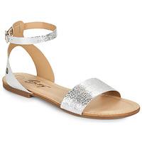 Topánky Ženy Sandále Betty London GIMY Strieborná