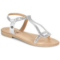 Topánky Ženy Sandále Betty London MISSINE Strieborná