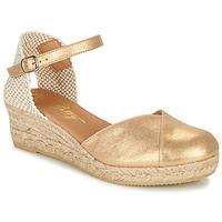 Topánky Ženy Sandále Betty London INONO Zlatá