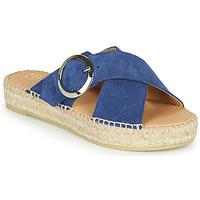 Topánky Ženy Šľapky Betty London MARIZETTE Námornícka modrá