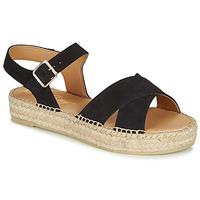 Topánky Ženy Sandále Betty London MIZOU Námornícka modrá