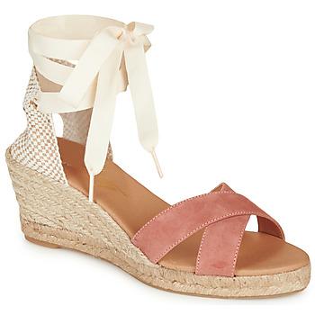 Topánky Ženy Sandále Betty London IDILE Ružová