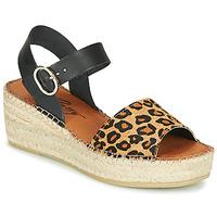 Topánky Ženy Sandále Betty London MARILUS Leopard