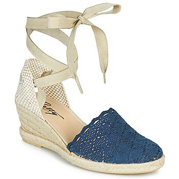 Topánky Ženy Sandále Betty London MARISSI Námornícka modrá