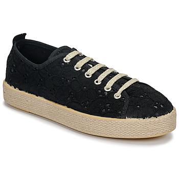 Topánky Ženy Nízke tenisky Betty London MARISSOU Čierna