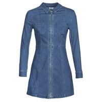 Oblečenie Ženy Krátke šaty Noisy May NMLISA Modrá / Medium