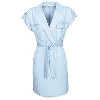Oblečenie Ženy Krátke šaty Noisy May NMVERA Modrá