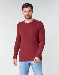 Oblečenie Muži Svetre Selected SLHVICTOR Červená