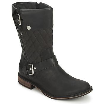 Topánky Ženy Polokozačky UGG CONOR Čierna