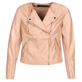 Oblečenie Ženy Kožené bundy a syntetické bundy Vero Moda VMRIA FAV Ružová