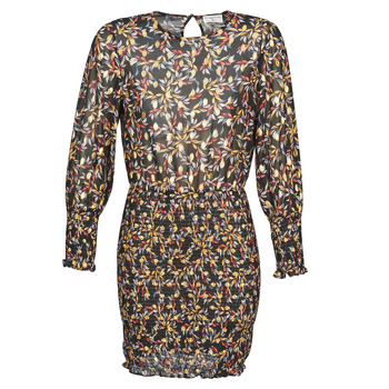 Oblečenie Ženy Krátke šaty Moony Mood FOUTILA Čierna