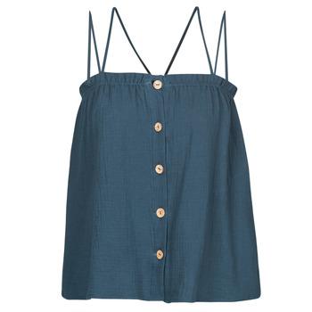 Oblečenie Ženy Blúzky Betty London MOUDANE Námornícka modrá