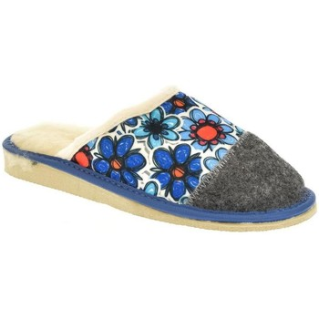 Topánky Ženy Papuče John-C Dámske modré papuče GRETA modrá
