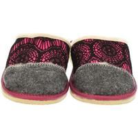 Topánky Ženy Papuče John-C Dámske ružové papuče ELINA ružová