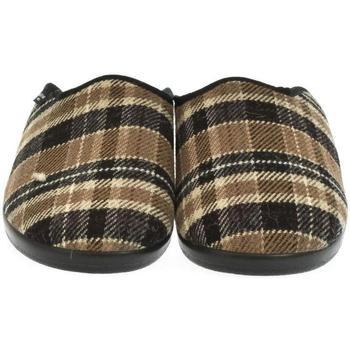 Topánky Muži Papuče Mjartan Pánske papuče  ZDENO hnedá