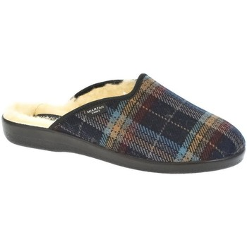 Topánky Muži Papuče Mjartan Pánske papuče  OLIVER modrá
