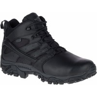 Topánky Muži Turistická obuv Merrell Moab 2 Mid Response Waterproof Čierna