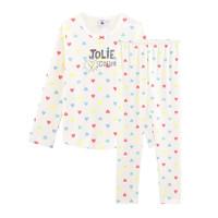 Oblečenie Dievčatá Pyžamá a nočné košele Petit Bateau FIONA Viacfarebná