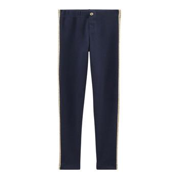 Oblečenie Dievčatá Legíny Petit Bateau FORANE Modrá