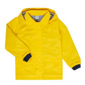 Oblečenie Deti Parky Petit Bateau FATAH Žltá