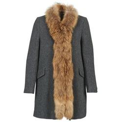 Oblečenie Ženy Kabáty Stella Forest STILAN Šedá