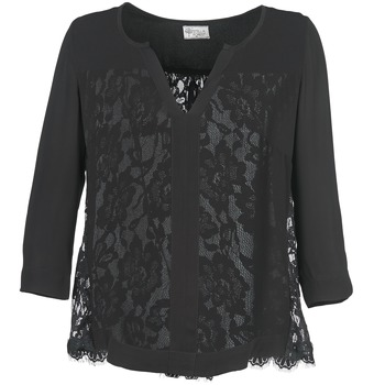 Oblečenie Ženy Blúzky Stella Forest STIRPIA čierna