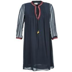Oblečenie Ženy Krátke šaty Stella Forest STALOU Modrá