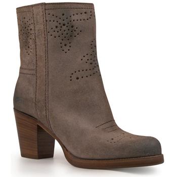 Topánky Ženy Čižmičky Car Shoe KDT63H 0B2 F0308 Antracite