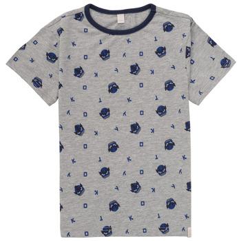 Oblečenie Chlapci Tričká s krátkym rukávom Esprit EUGENIE Šedá