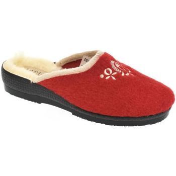 Topánky Ženy Papuče Mjartan Dámske papuče  LIDA 4 červená