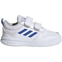 Topánky Chlapci Nízke tenisky adidas Originals Tensaurus I Biela,Modrá