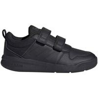 Topánky Deti Nízke tenisky adidas Originals Tensaurus C Čierna