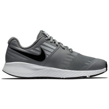 Topánky Deti Bežecká a trailová obuv Nike Star Runner GS Sivá