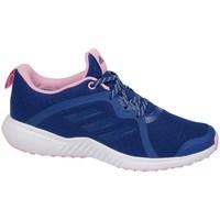 Topánky Dievčatá Bežecká a trailová obuv adidas Originals Fortarun X K Tmavomodrá