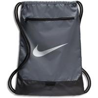 Tašky Ruksaky a batohy Nike Brasilia Sivá