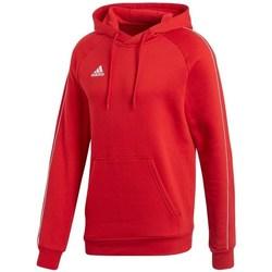 Oblečenie Muži Mikiny adidas Originals Core 18 Červená