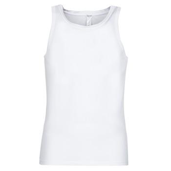 Oblečenie Muži Tielka a tričká bez rukávov Hom SUPREME COTTON TANKTOP Biela