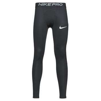 Oblečenie Muži Legíny Nike M NP TGHT Čierna / Biela