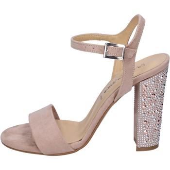 Topánky Ženy Sandále Olga Rubini Sandále BP570 Ružová
