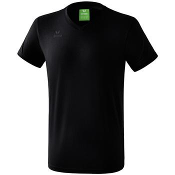Oblečenie Muži Tričká s krátkym rukávom Erima T-Shirt  style noir