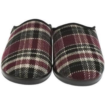Topánky Ženy Papuče Mjartan Dámske papuče  OĽGA bordová