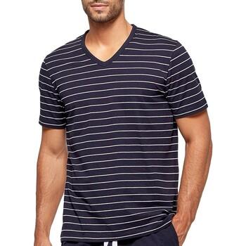 Oblečenie Muži Pyžamá a nočné košele Impetus GO41024 039 Modrá