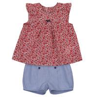 Oblečenie Dievčatá Komplety a súpravy Absorba LEO Námornícka modrá