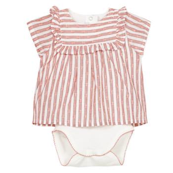 Oblečenie Dievčatá Pyžamá a nočné košele Absorba KYRAN Oranžová