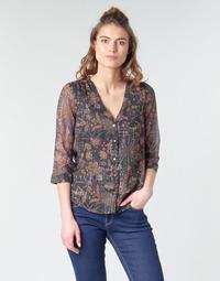 Oblečenie Ženy Blúzky Vero Moda VMGLAMMY Námornícka modrá